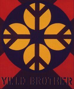 "Robert Indiana, ""Yield Brother"", Offsetdruck, POP ART"