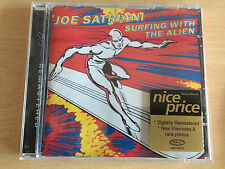 CD Album JOE SATRIANI : SURFING WITH THE ALIEN / DIGTALLY REMASTERED 1987