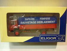 Eligor 111075 Berliet GR 190 Pompiers Sauvetage 1/43