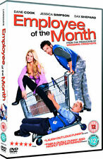 EMPLOYEE OF THE MONTH DANE COOK JESSICA SIMPSON DAX SHEPARD LIONSGATE UK DVD VGC