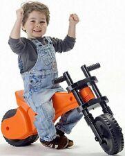 New YBike Original ORANGE Kids Learning to Ride Balance Bike