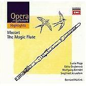 Mozart: Die Zauberflöte (highlights), , Very Good