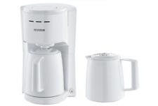 Severin Kaffeemaschine KA 9256 2.Isolierkanne 1000Watt weiss NEU