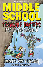 Treasure Hunters: Peril at the Top of the World-ExLibrary
