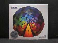 Muse - The Resistance - G/F Card Sleeve - Near Mint!!!!!