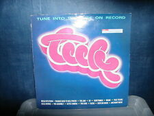 Tune in to the Tube various artists compilation LP 1984 from tv show