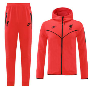 Liverpool 21/22 football sportswear jersey training suit Hoodie ( Jacket )+ pans