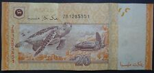 MALAYSIA RM20 REPLACEMENT NOTE ZB1285551