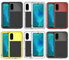 For Samsung Galaxy A70s 3D Shockproof Waterproof Gorilla Glass Metal Rugged Case