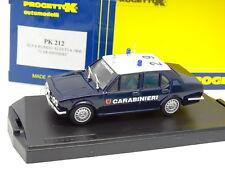 Progetto K 1/43 - Alfa Romeo Alfetta 1800 Carabinieri