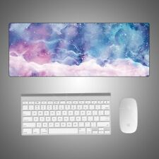 Starry Soft Extended Gaming Mouse Pad Large Size Desk Home Office Keyboard Mat