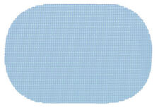 Fishnet Serenity Oval Placemat Dz