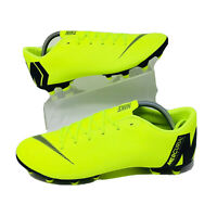 *NEW* Nike Mercurial Vapor Academy FG Men Soccer Shoes Football Cleats Neon