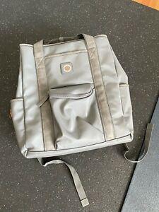 Stitch Golf Totepack Backback Laptop Bag Gray