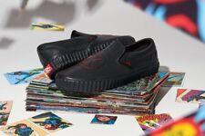 Vans Classic Slip On Marvel Black Widow Women's Skate Shoes Size 9