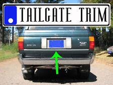 To4RUNNER 1990 - 1995 Chrome Tailgate Trunk Trim Molding