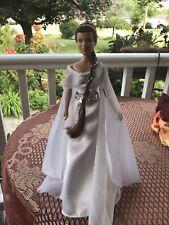 Star Wars doll Princess Leia Ceremonial Gown Doll 1999