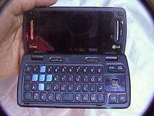 lg ally VS740 - black (verizon) smartphone android
