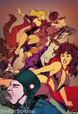 DC Comics BIRDS OF PREY #14 (2011)