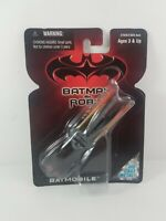 New Kenner 1996 Batman and Robin Collectible Diecast Metal Batmobile C-072A