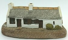 Lilliput Lane Miniature Burns Cottage England Perfect