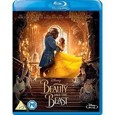 Disney Beauty and The Beast (2017) Blu-ray. Brand New Sealed. Emma Watson.