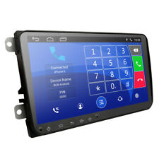 Android 9.0 Car Radio GPS For VW Skoda Amarok Passat Golf Tiguan Polo Bora Jetta