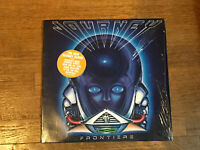 Journey LP in Shrink w/ Hype Sticker - Frontiers - Columbia BL 38504 1983