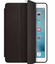 GENUINE ORIGINAL APPLE iPAD MINI 1/2/3 COMPLETE CASE REAL LEATHER BLACK BOXED