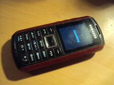 CHEAP DISABLED EASY ELDERLY SENIOR BUILDER SAMSUNG B2100 UNLOCKED MOBILE PHONE