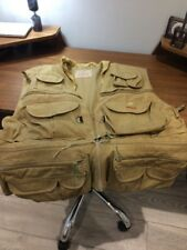 Very Worn Untidy Englands Flyfishing Doctors Jacket Very Large Incomplete Shabby