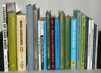 21 Cage & Aviary Bird Interest Books , Various Titles/Dates/Publishers (ZZ6Y4)