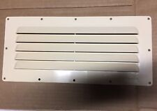 RV camper trailer louvered wall RANGE HOOD VENT new 103