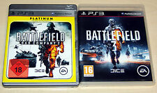 2 PLAYSTATION 3 SPIELE SET - BATTLEFIELD 3 BAD COMPANY  2 - FSK 18 UNCUT PS3