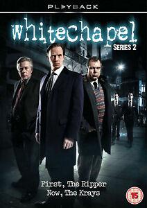 Whitechapel: Complete 2nd Series Dvd Rupert Penry-Jones New Factory Sealed