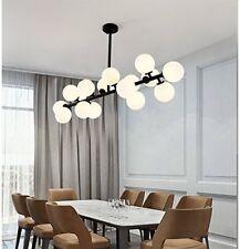 Modern Modo DNA LED Chandelier Pendant Ceiling Light Lamp Fixture Decor Black