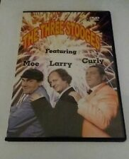 Three Stooges: Disorder In The Court / Brideless Groom/ Malace In The Palace DVD