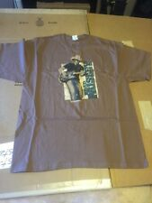 New in Bag Brad Paisley Party Tour Tee T-Shirt Hershey's Presents Xl Guitar