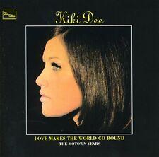 Love Makes The World Go Round-The Motown Collecito - Kiki Dee (2005, CD NEU)