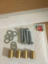 22mm GOLD COFANO RAISERS MITSUBISHI LANCER EVO 123456789 SRS COLT LEGNUM Turbo