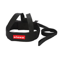 Diono Sure Steps Child Safety Travel & Shopping Harness With 1,2m Strap. Black