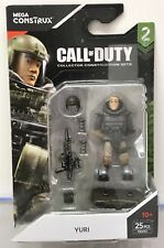 Mega Construx Call of Duty  SPECIALIST YURI SERIES 2  FMG02