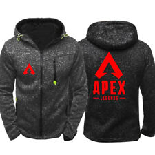 Hot game Apex Legends Hoodie Warm Sporty Sweatshirt Cosplay Jacket Sportswear