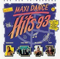 MAXI DANCE HITS 93 / 2 CD-SET