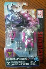 "Transformers: Power of the Primes Prime Master ""Liege Maximo"" Skullgrin MOC NEW"