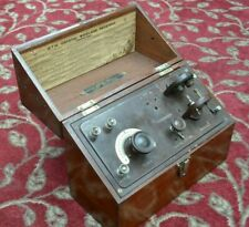 More details for  bth twin crystal set radio -   nearly 100 years old