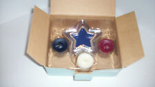 NEW!  Party Lite Heritage Tealight Gift Set - #P9561 W/ Star Frame/4th of July