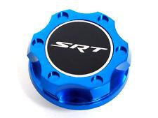 DODGE CHARGER CHALLENGER 300 CHEROKEE SRT8 SRT V8 BILLET ENGINE OIL CAP BLUE
