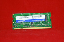 RAM for Notebook / Laptop. ADATA 1 GB DDR2 RAM PC2-6400S-666. (ADOVF1A083F)