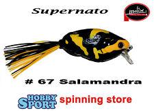 SUPERNATO MOLIX CRANK BAIT IBRIDO COLORE 67 SALAMANDRA